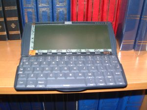 My Psion 5